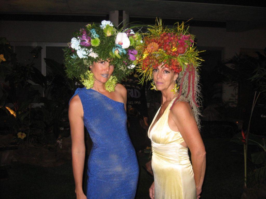 Birthday flower mandala  Flower Headresses
